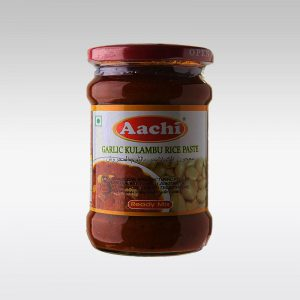 Aachi Garlic Kulambu Rice Paste 375g