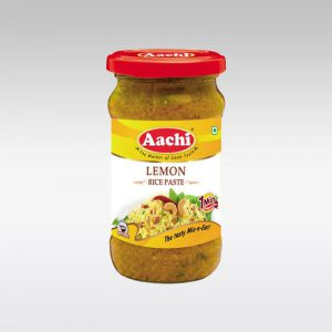 Aachi Lemon Rice Paste 375g